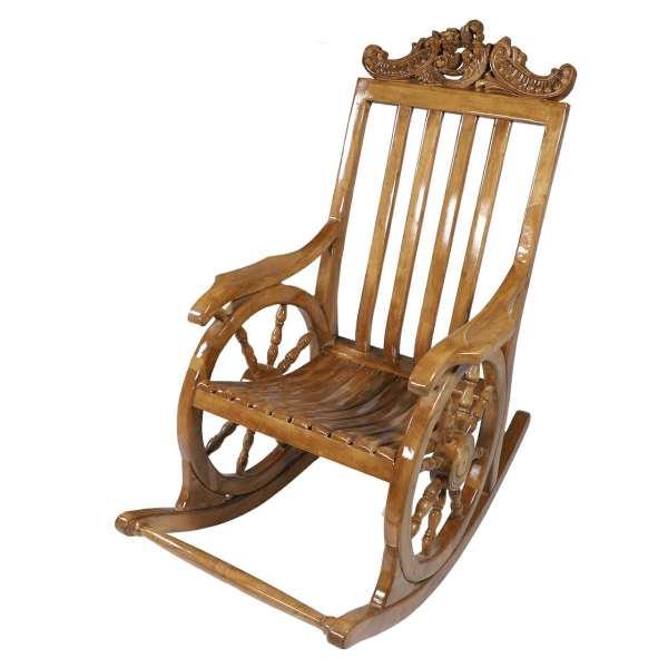 صندلی راک مدل کالسکه ای 338GHS